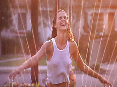 Keri Russell first showing nipples through her soaking wet white tank top that clings to her breasts.Then wee see Keri Russell nipple poking through bikini while sunbathing.Enjoy this mixed video of Keri Russell nipple pokies,upskirt moments,bikini,linger