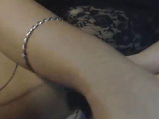 Shemale Love Masturbation Show