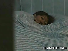 Cute Asian Gets Nasty