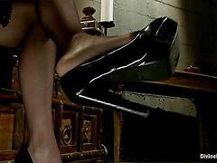 Maitresse Madeline's POV foot fetish teaser BONUS!