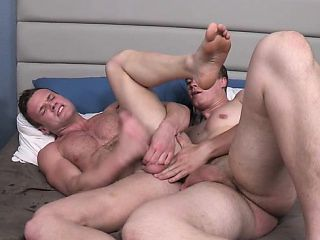 Big dick son anal sex with cumshot