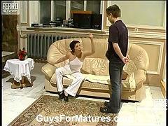 Ethel&Philip naughty mature video