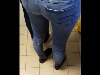 Blue Jeans Booty