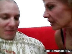 Older Women Threesome