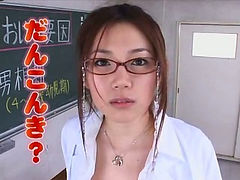 Gangbang Practice in Medical University of Tokio (Try something different  Free)