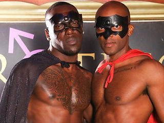 Osiris Blade & Leo Brooks in Phantom Of Allure - NextDoorEbony