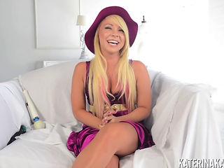 Katerina Kay, Coming To Pornstar Platinum Interview