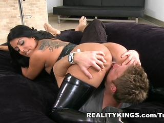 Crazy pornstar in Horny MILF, HD sex scene