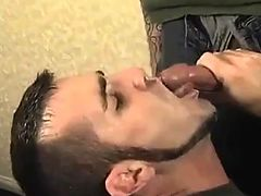 slender Japanese chick gets her hairy pussy creampied