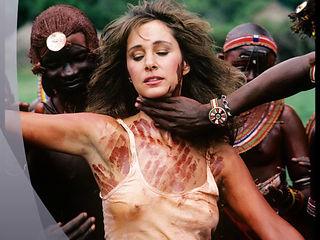 bondage in slave Africa photo